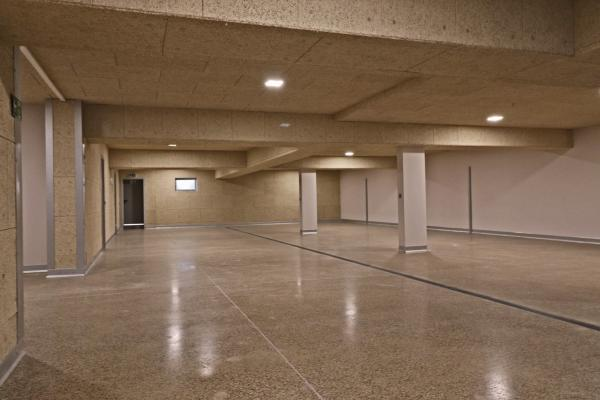 Image of underground garage in Neuburg Germany
